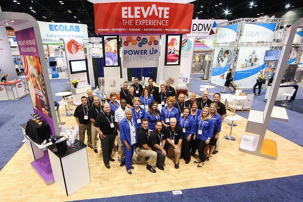IFT16 - Booth Photos