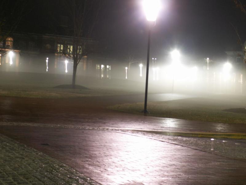 Foggy Night IV
