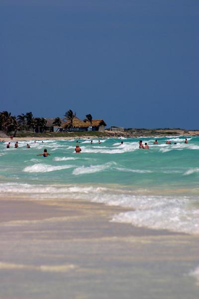 Beach at Cayo Coco, Cuba