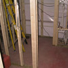 bathroom framing