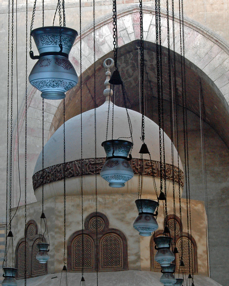 sultan hassan mosque, another crop