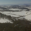 lower champlain valley from mt. philo