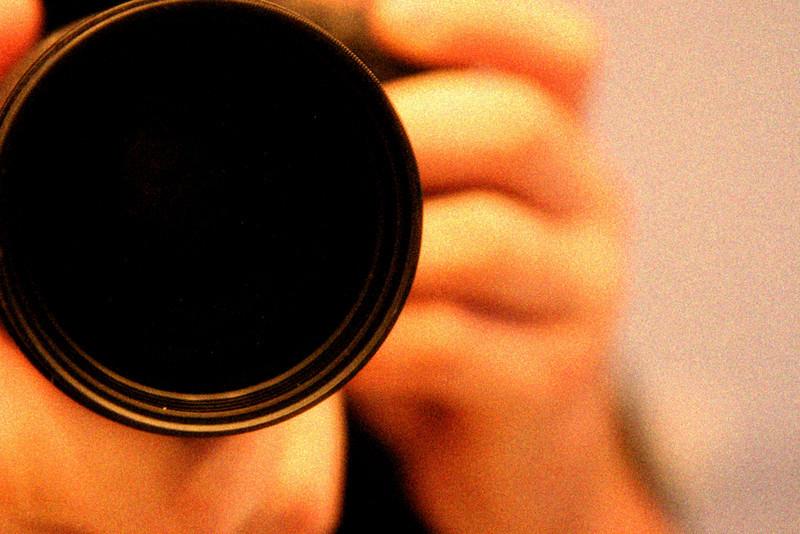 Dirty lens...
