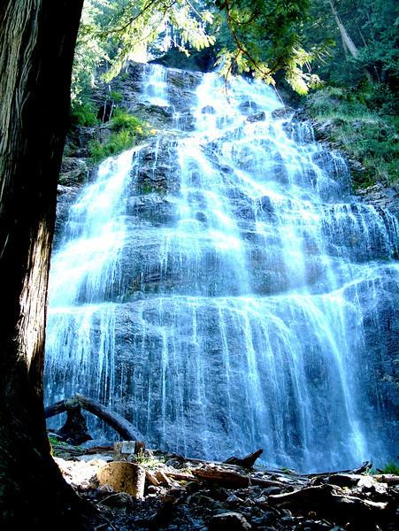 Bridal Veil Falls, BC