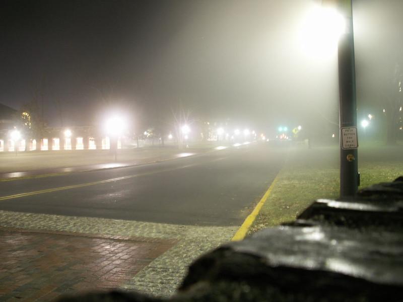 Foggy Night II
