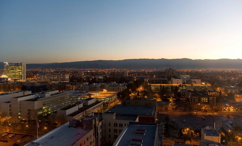 San Jose Sunrise