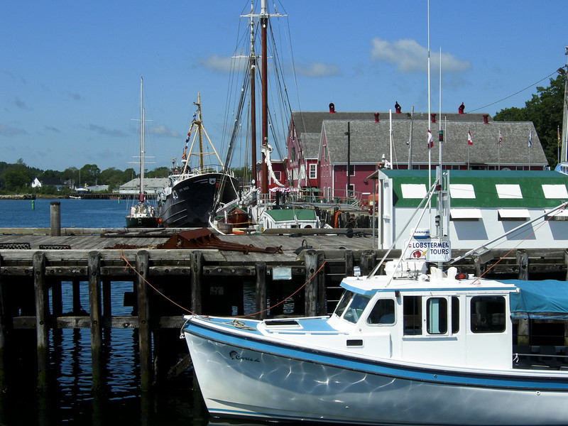 Docks at Lunenburg