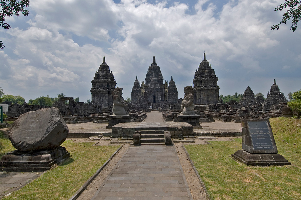 UNESCO World Heritage Sites in Indonesia