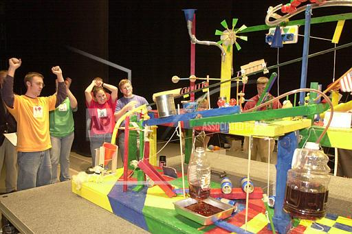 CO7/ Rube Goldberg Project <br /> <br /> Choice 1 of 10