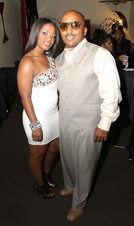 Nyesha (L) & The Boss (R)
