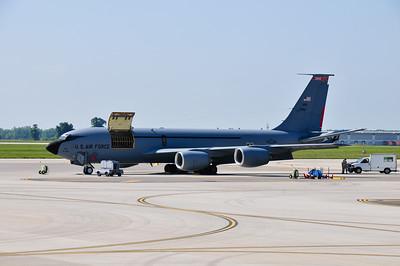 KC-135 at Rickenbacker AFB