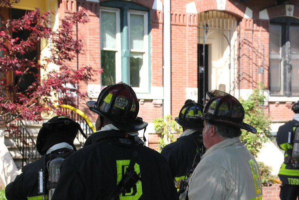 Boston 05/30/15 3rd Alarm 23 Fort Ave