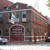 Former home of Engine 10. This firehouse was where the TV show Spencer was filmed. This was Spencers home on the show.
