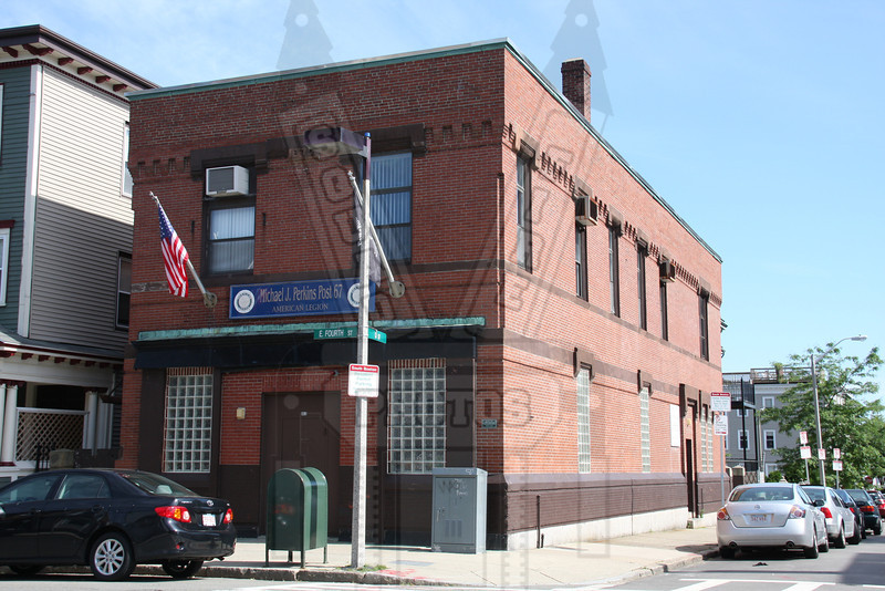 Former firehouse to Hose Co. 12 then Engine 2