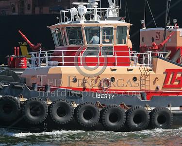Tug Boat 'Liberty' - Boston Harbor - May 28,2006