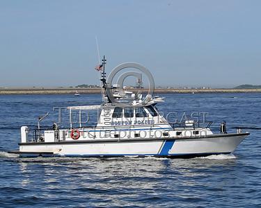 Boston Police Dept. Harbor Patrol - Boston Inner Harbor - May 28,2006