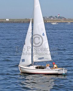 Spring Sailing - Boston's Inner Harbor - May 28,2006