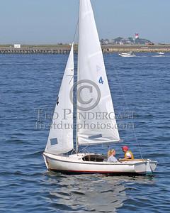 Spring Sailing - Boston's Inner Harbor - May 28,2006