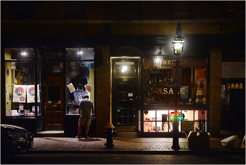 Charles Street. August 28, 2016.