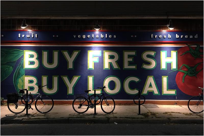 City Feed and Supply. Seaverns Avenue, Jamaica Plain. October 23, 2015.