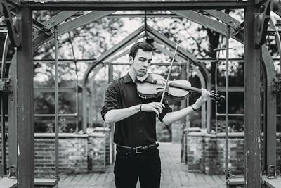 Viola in Greenhouse-9785