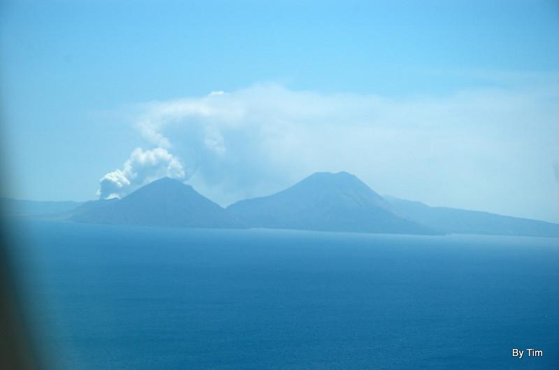Rabaul Volcanoe