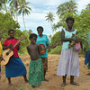 This is the local choral group who were returning home after supporting a church service