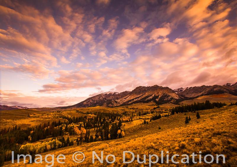 Boulder Mountains, Idaho