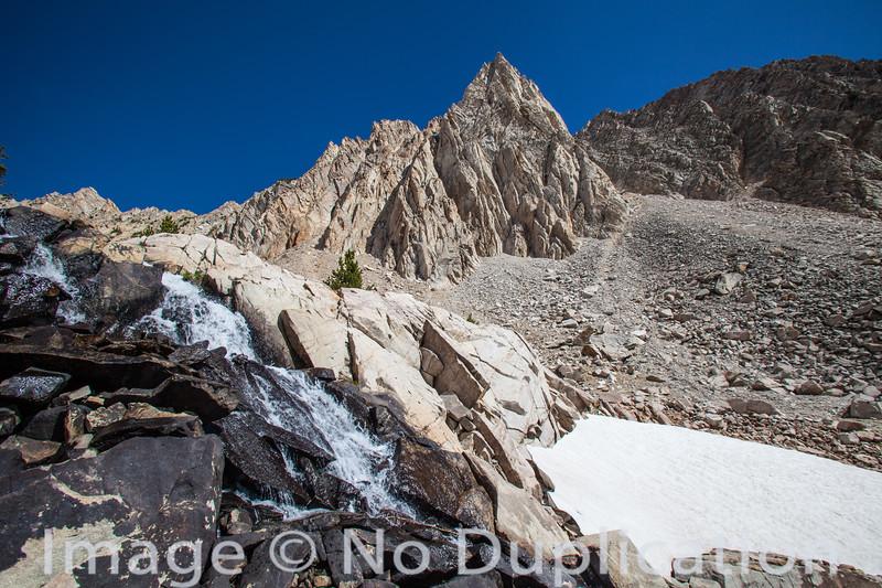White Cloud Mountains, Idaho