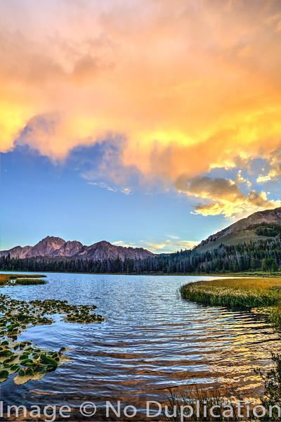 Frog Lake Thunderstorm