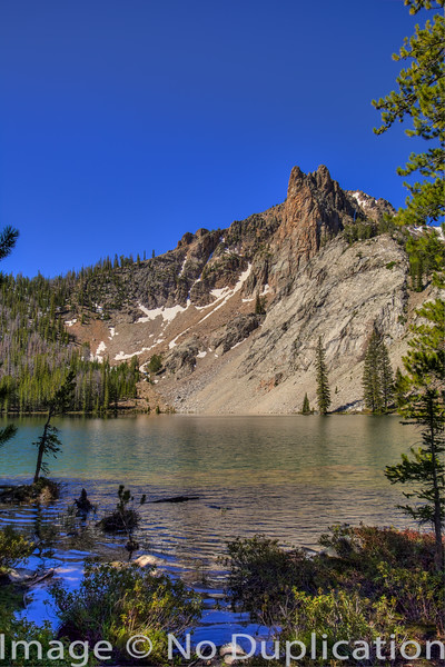 Hatchet Lake, White Cloud Mountains, Idaho