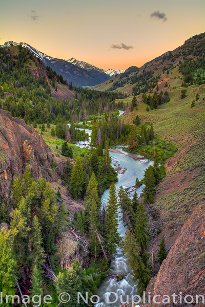 East Fork of the Salmon River