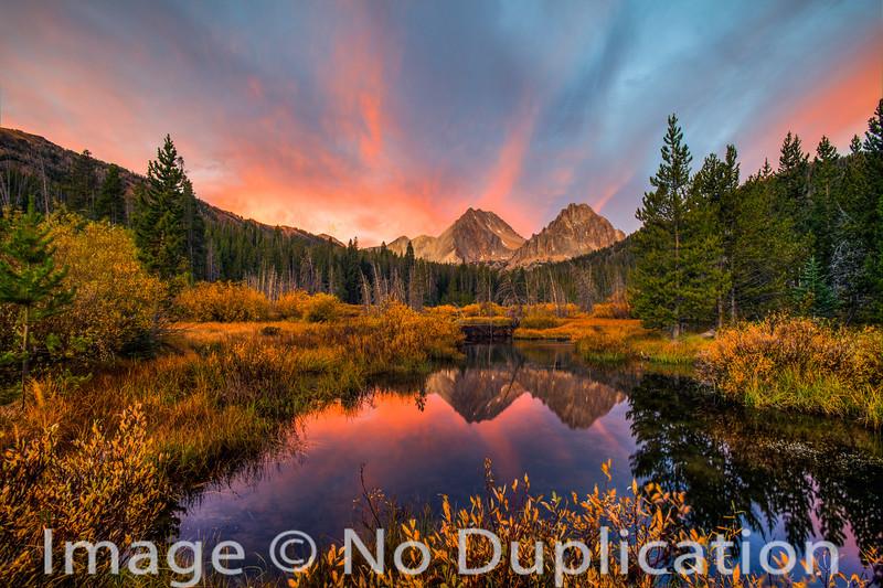 Castle Peak Sunrise