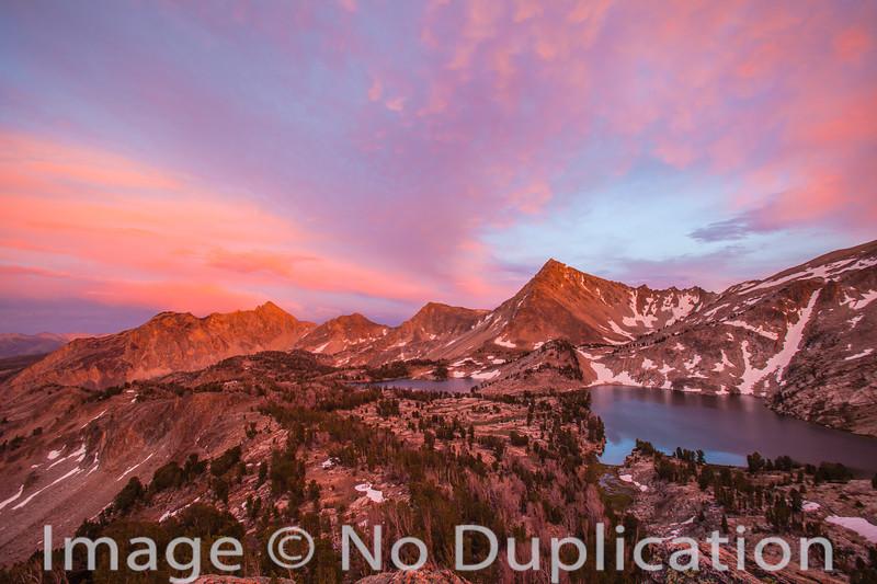 Big Boulder Lakes, White Cloud Mountains, Idaho