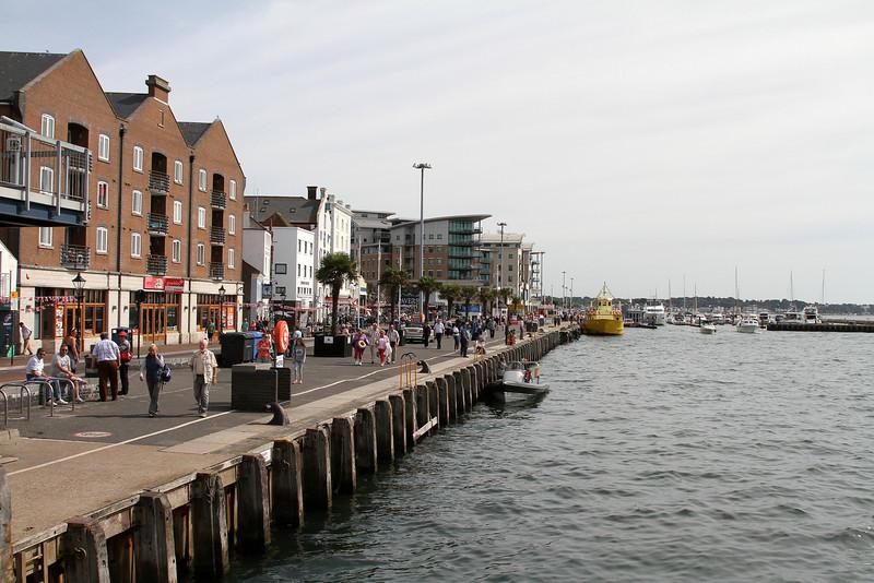 Poole Quay.