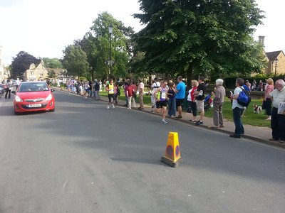 Bourton 1 mile Challenge
