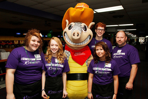 Big Brother Big Sister for Kids Sake Bowling