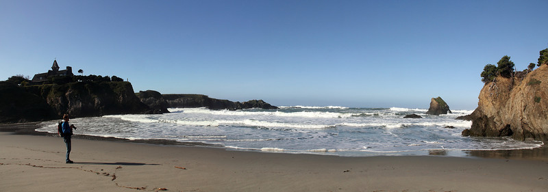 Bowling Bowl Beach, Mendocino County, CA (Feb. 19 2012)