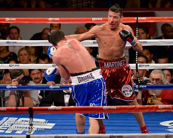 Boxing for Golden boy