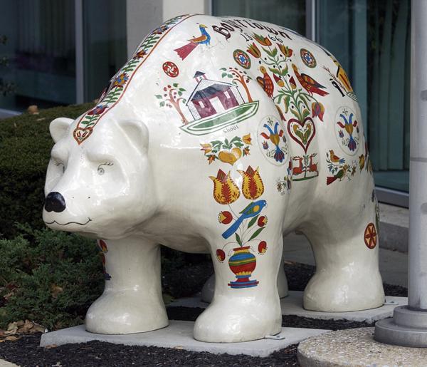 Description of . Susquenhanna Bank 'Bear-snickle'
