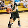 Edgewood's Gavin Barron drives to the basket.