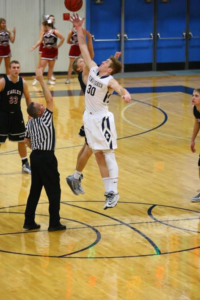 Boys vs. Bethany Basketball(St Cyr)