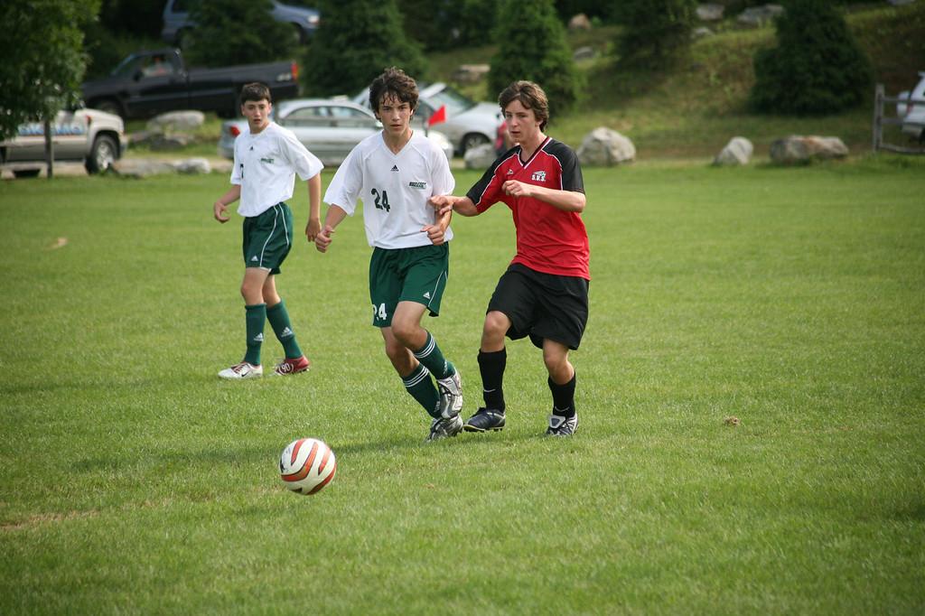 1st game- 14b SO. Vermont Soccer v. Guilford 14<br /> 2nd game- 12b  Guilford v. Cobras