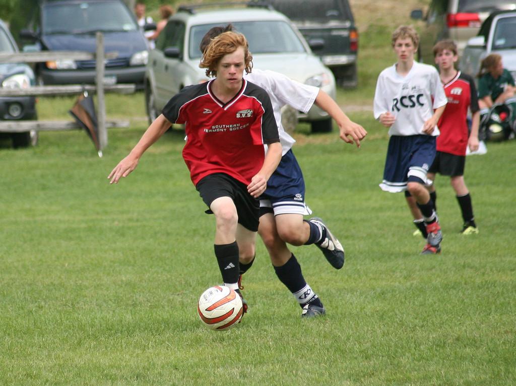 1st game- 14b Rutland CSC v. So. Vermont Soccer<br /> 2nd game- 14g Cheshire United v. Rutland CSC