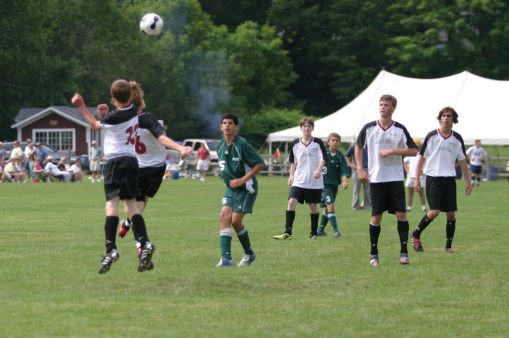 Green Mountain Challenge 2006<br /> <br /> 1st game- 14b So. Vermont Soccer v. Guilford 13<br /> 2ed game- 16g -Guilford Rowdies v. Foundation Sc.