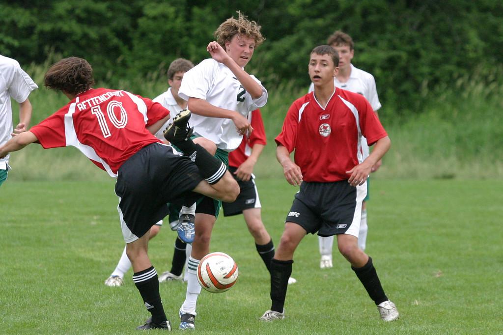 Green Mountain Challenge 2006<br /> <br /> 1st game-16g Guilford v. ...<br /> 2ed game-16b Mountain soccer v.