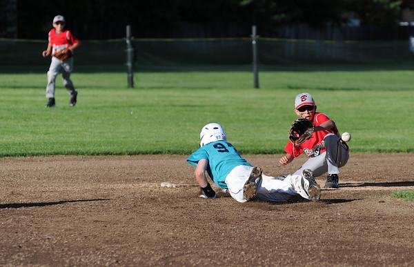 Bozeman Baseball - Battin in the Bridgers 2013