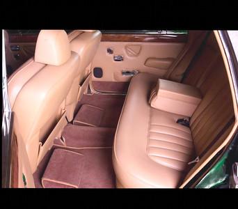 Rolls Back Seat