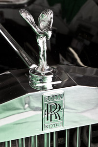 Rolls Grill close up 9810