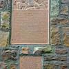 Memorial to John Brady's murder